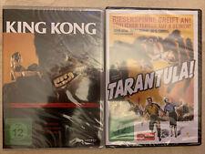 Tarantula + King Kong Film Klassiker *Neu In Folie*