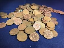 Australian 2 Cent Decimal Coin Bulk Coin Lot 225  Grams. Includes 1966 and 1968
