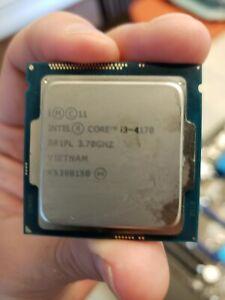 Intel Core I3-4170 CPU Processor