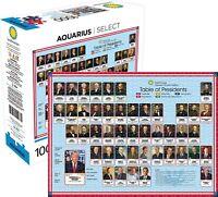 Table De US Présidents 1000 Pièce Puzzle 510mm x 710mm (NM)