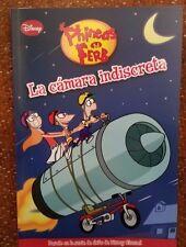 Phineas & Ferb La Camara Indiscreta (Candid Camera) In Spanish