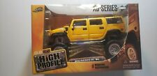 Jada Toys Dub City High Profile 1:24 Scale Hummer H2 Concept XD Series