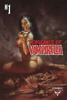 VENGEANCE OF VAMPIRELLA #1 COVER D LUCIO PARRILLO 2019 DYNAMITE