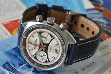 Vintage Okean Okeah chronograph Poljot 3133 USSR Serviced