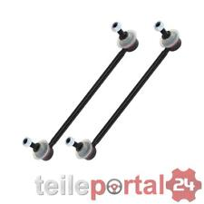 2x Stabilisator Koppelstange Pendelstütze Vorne für Citroen Peugeot