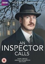 An Inspector Calls BBC 2015 JB Priestley New & Sealed DVD