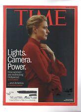 Time Magazine March 12, 2018 Greta Gerwig