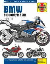 BMW 2017 Repair Motorcycle Manuals and Literature