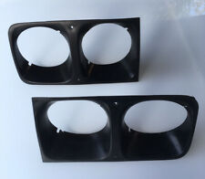Ford Escort RS2000 Mk2 Headlamp Bezels (used - NOT PAINTED)