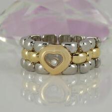 Ringe mit Diamanten Chopard aus Gelbgold für Damen