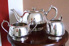 1900-1940 Tea/Coffee Pots/Set Antique Silver Plate