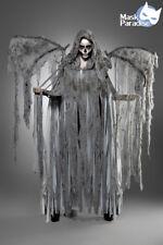 Mask Paradise Damen Kostüm Todesengel Angel Of Death Set 2-tlg