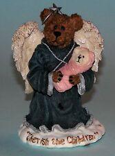 "Boyds Bears ""Charity Angelhug and Everychild"" # 228343, Nib 2000 Starlight"
