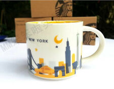 14 oz Coffee Mug You Are Here Collection New York Collector Series Hot Cups