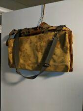 VTG COLUMBUS COLLECTION BAGODA TRAVEL MESSENGER BAG WORLD MAP carry-on luggage