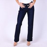 Levi's 529 Curvy Bootcut Dunkelblau Damen Jeans DE 34 / US W27 L32