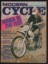 1972 May Modern Cycle - Vintage Motorcycle Magazine