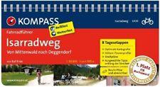 Kompass Fahrradführer Isarradweg Enke, Ralf Kompass Fahrradführer