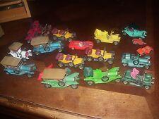 lesney matchbox lot - 14 models of yesteryear