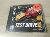 Test Drive 4 PlayStation PS1