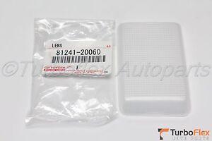Toyota 4Runner Pickup 84-95 LC 81-90 T100 94-98 Overhead Dome Light Cover OEM