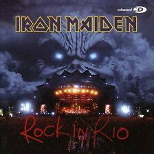 Rock In Rio (Live) - Iron Maiden (2002, CD NIEUW)