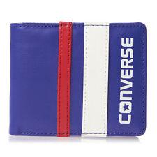 Converse Bi Fold Wallet (Blue)
