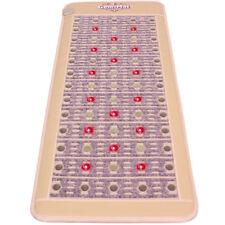 GemsMat FAR Amethyst Mat Infrared Heating Pad - Red Light Photon Therapy 60 x 24