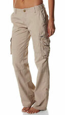 Billabong 100% Cotton Cargo Pants for Women