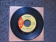 """THE RONETTES """"BABY,I LOVE YOU""""+""""MISS JOAN AND MISTER JAM"""" 1963 PHILLES GD+ OOP"""