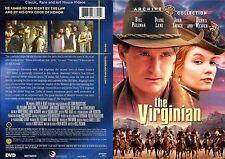 The Virginian ~ New DVD ~ Bill Pullman, Diane Lane, John Savage (1999)