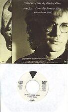 WARREN ZEVON  Leave My Money Alone  rare promo 45 with PicSleeve
