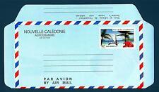 NEW CALEDONIA - NUOVA CALEDONIA - 1991 - AEROGRAMMA - Oceano, palme di cocco, fi