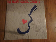 Bridge School Concerts 2 LP set sealed vinyl record NEW RARE Pearl Jam Beck