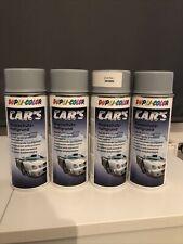 4 x Grundierung grau Spray Dupli-Color Lack 400ml Spraydose Haftgrund Rostgrund