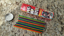 Vintage PIC-UP STIX Game - 1973 Steven MFG. Co. -  Made In USA - Amazing!