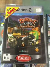 Ratchet and Clank 3 PS2