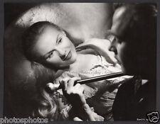 ANN TODD & IVAN DESNY Murder tale VINTAGE ORIG PHOTO British Rank film