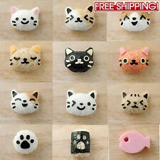 ■■Omusubi Nyan ■■ Japanese BENTO Accessories  Cat type rice ball shipping free