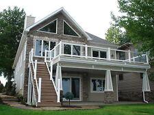 Lake Home House Plan 1,634 SF Ranch Blueprints 0712
