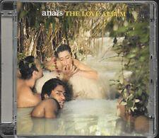 CD ALBUM 13 TITRES--ANAIS--THE LOVE ALBUM--2008