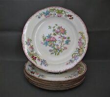 2731*  minton cuckoo 3934 bird 6 assiettes de table england