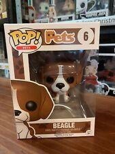 Pop Pets Beagle 6 Funko Pop Vinyl EXPERT PACKAGING