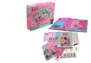 L.O.L. Surprise Create Your Own Scrapbook Set - BRAND NEW