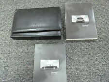 2006 Lincoln Zephyr Sedan Owner Owner's Manual User Guide Book 3.0L V6
