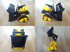 Tonka Toy Yellow Loader