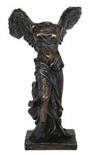 Nike of Samothrace Statue Ancient Winged Victory Goddess -Cold Cast Bronze Resin