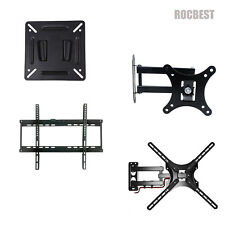 Fixed /Tilt / Full Motion LCD LED TV Wall Mount Bracket 10-22  24 10-26 Inches