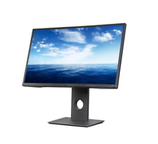 "Dell P2417H 24"" inch IPS LED Full HD Monitor HDMI VGA DP Adjustable Stand"