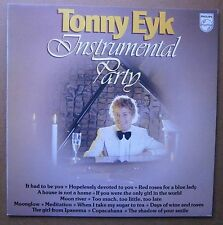 LP Tonny Eyk ‎– Instrumental Party Holland Philips 19789 Promo Easy Listening Nm